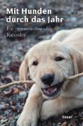 Cover-Bild zu Dammel, Gesine (Hrsg.): Mit Hunden durch das Jahr
