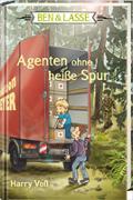 Cover-Bild zu Voß, Harry: Ben & Lasse - Agenten ohne heiße Spur