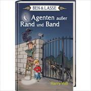 Cover-Bild zu Voß, Harry: Ben & Lasse - Agenten außer Rand und Band