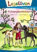 Cover-Bild zu Leselöwen 2. Klasse - Fohlengeschichten von Rose, Barbara