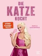 Cover-Bild zu Die Katze kocht! (eBook) von Katzenberger, Daniela