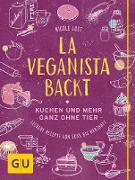Cover-Bild zu Vegan backen (eBook) von Just, Nicole