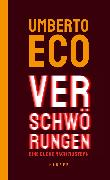 Cover-Bild zu Eco, Umberto: Verschwörungen (eBook)