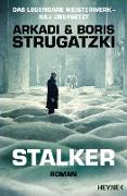 Cover-Bild zu Strugatzki, Arkadi: Stalker (eBook)