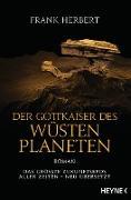 Cover-Bild zu Herbert, Frank: Der Gottkaiser des Wüstenplaneten (eBook)