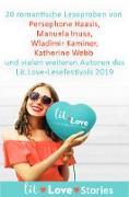 Cover-Bild zu Elias, Nora: lit.Love.Stories 2019 (eBook)