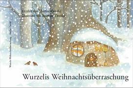 Cover-Bild zu Wurzelis Weihnachtsüberraschung von Zweifel, Marlise