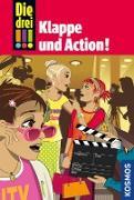 Cover-Bild zu Die drei !!! 54. Klappe und Action! (drei Ausrufezeichen) (eBook) von Sol, Mira