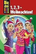 Cover-Bild zu Die drei !!!, 1,2,3 - Weihnachten! von Wich, Henriette