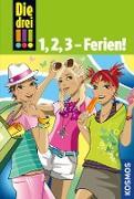 Cover-Bild zu Die drei !!!, 1,2,3 - Ferien! (drei Ausrufezeichen) (eBook) von Vogel, Maja von