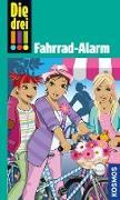 Cover-Bild zu Die drei !!!, Fahrrad-Alarm (drei Ausrufezeichen) (eBook) von Heger, Ann-Kathrin