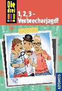 Cover-Bild zu Die drei !!!, 1, 2, 3 - Verbrecherjagd! (drei Ausrufezeichen) (eBook) von Vogel, Maja von