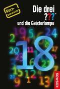 Cover-Bild zu Die drei ??? und die Geisterlampe (drei Fragezeichen) (eBook) von Erlhoff, Kari