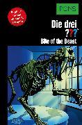 Cover-Bild zu PONS Die drei ??? Fragezeichen Bite of the Beast (eBook) von Erlhoff, Kari