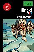 Cover-Bild zu PONS Die drei ??? Fragezeichen Arctic Adventure (eBook) von Erlhoff, Kari