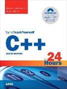 Cover-Bild zu C++ in 24 Hours, Sams Teach Yourself von Cadenhead, Rogers