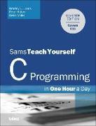Cover-Bild zu C Programming in One Hour a Day, Sams Teach Yourself von Jones, Bradley L.