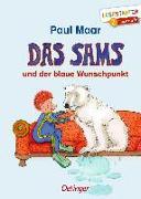 Cover-Bild zu Das Sams und der blaue Wunschpunkt von Maar, Paul