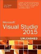Cover-Bild zu Microsoft Visual Studio 2015 Unleashed von Powers, Lars