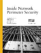 Cover-Bild zu Inside Network Perimeter Security von Northcutt, Stephen