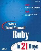 Cover-Bild zu Sams Teach Yourself Ruby in 21 Days von Slagell, Mark
