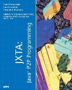 Cover-Bild zu JXTA von Brookshier, Daniel