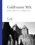 Cover-Bild zu ColdFusion MX Developer's Cookbook von Freitag, Peter