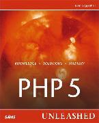 Cover-Bild zu PHP 5 Unleashed von Coggeshall, John