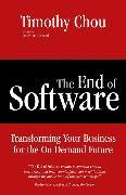 Cover-Bild zu End of Software, The von Chou, Timothy