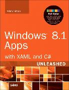 Cover-Bild zu Windows 8.1 Apps with XAML and C# Unleashed von Nathan, Adam