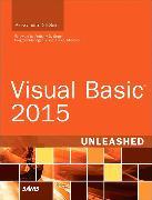 Cover-Bild zu Visual Basic 2015 Unleashed von Del Sole, Alessandro