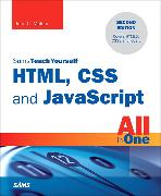 Cover-Bild zu HTML, CSS and JavaScript All in One, Sams Teach Yourself von Meloni, Julie C.