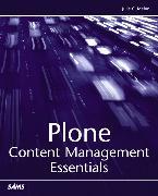 Cover-Bild zu Plone Content Management Essentials von Meloni, Julie C.