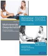 Cover-Bild zu Motivierende Gesprächsführung - Set mit Buch und Arbeitshilfenkarten von Demmel, Ralf