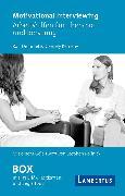 Cover-Bild zu Motivational Interviewing Box mit Fragekarten (eBook) von Demmel, Ralf