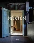 Cover-Bild zu Living with Art in Belgium von Frescobaldi, Fiammetta d'Arenberg