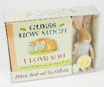 Cover-Bild zu Guess How Much I Love You: Deluxe Book and Toy Gift Set von McBratney, Sam