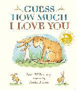 Cover-Bild zu Guess How Much I Love You Padded Board Book von McBratney, Sam