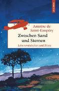 Cover-Bild zu Saint-Exupéry, Antoine de: Zwischen Sand und Sternen