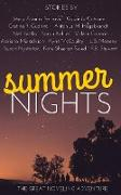 Cover-Bild zu Summer Nights (The Great Noveling Adventure, #1) (eBook) von Perinovic, Jenny Adams
