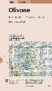 Cover-Bild zu Olivone. 1:25'000