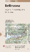 Cover-Bild zu Bellinzona. 1:25'000
