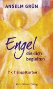 Cover-Bild zu Engel, die dich begleiten von Grün, Anselm