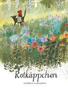 Cover-Bild zu Rotkäppchen von Grimm, Brüder