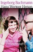 Cover-Bild zu Bachmann, Ingeborg: Briefe einer Freundschaft (eBook)