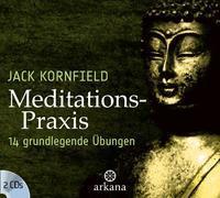 Cover-Bild zu Kornfield, Jack: Meditations-Praxis