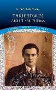 Cover-Bild zu Three Stories and Ten Poems (eBook) von Hemingway, Ernest
