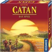 Cover-Bild zu Teuber, Klaus: Catan - Das Spiel