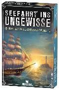 Cover-Bild zu Seefahrt ins Ungewisse