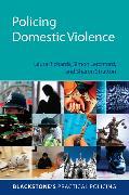 Cover-Bild zu Richards, Laura: Policing Domestic Violence